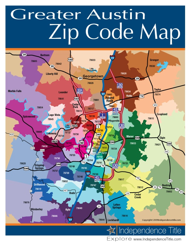 It is a graphic of Exhilarating Printable Map of Austin