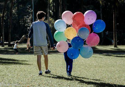 Crianças / Adolescentes de Henrique e Gustavo