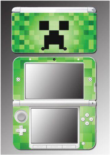 Minecraft Creeper 3d Video Game Block Video Game Vinyl