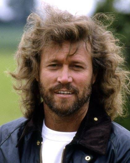Barry Gibb.I absolutely LOVE this picture of Barry...he is so handsome