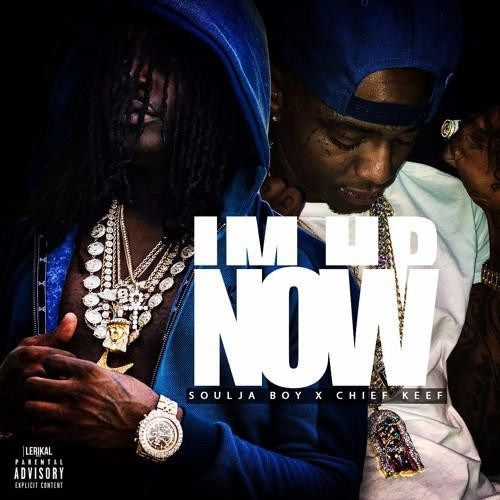 Soulja Boy  Im Up Now Ft. Chief Keef