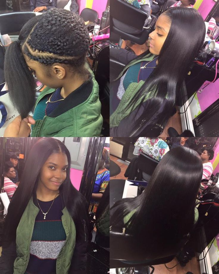 Great Job! @myasiasmall - Black Hair Information Community