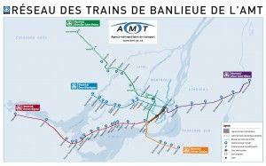 plan train banlieue montreal