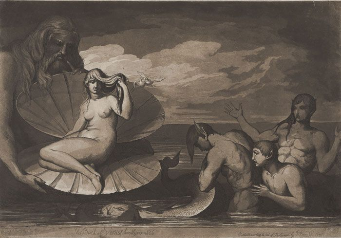 No Cross, No Crown: Prints by James Barry // Snite Museum of Art // University of Notre Dame