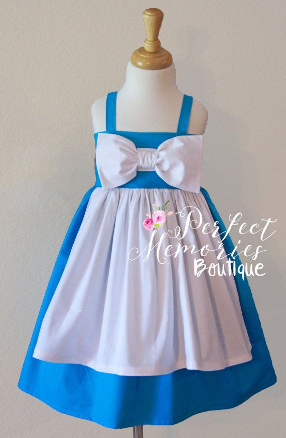 Belle Dress  Beauty and the Beast  Belle Princess Dress  by ThePMB