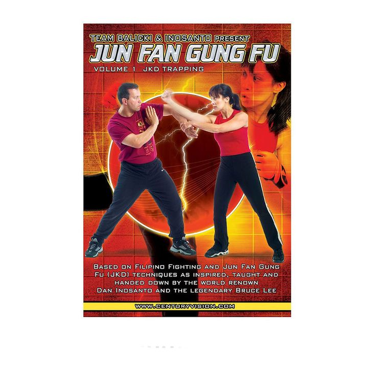 Ron Balicki and Diana Inosanto: Jun Fan Gung Fu DVD's. Ron Balicki and Diana Inosanto: Jun Fan Gung Fu DVD's Training DVD     Ron Balicki has studied martial arts for over 20 years under Sifu Dan Inosanto. He taught at the Inosanto Academy from 1993 to 1998. In the Art of Jeet Kune Do and the Filipino Art Kali, Ron holds the rank of Senior Associate Instructor.Diana Inosanto is the featured cover story in magazines including Black Belt, Inside Kung Fu and Inside Karate. She has trained in…
