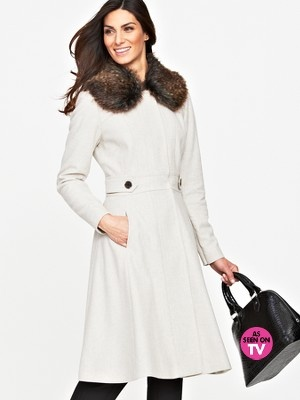 SavoirFit and Flare Coat