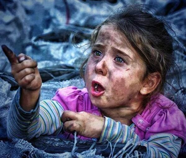 Government Shutdown S Saddest Photo Goes Viral: PHOTO: Syrian Child. #Syria #SyrianCivilWar