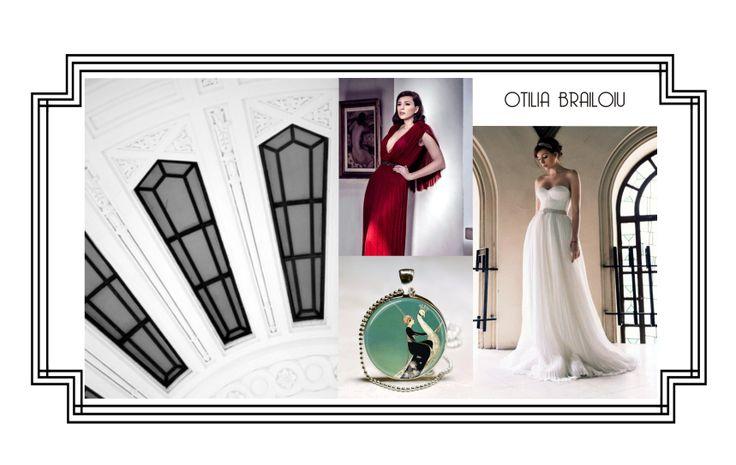Otilia Brailoiu - Amica Mia bridal and evening gowns