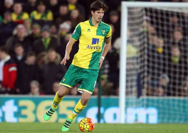 Timm Klose is ready for Norwich City