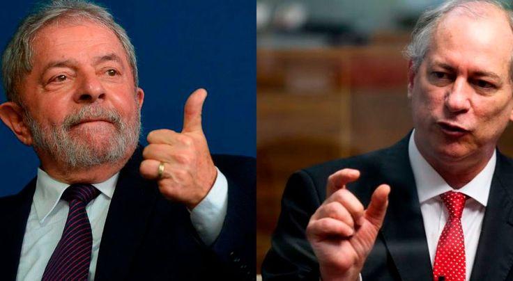 """Mal foi criada e a """"frente de esquerda"""" já tem impasse: PT quer Lula e PDT quer Ciro Gomes"""