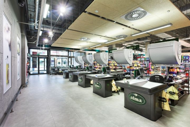 Alma grocery by MOCO LOCCO Krakow Poland 10