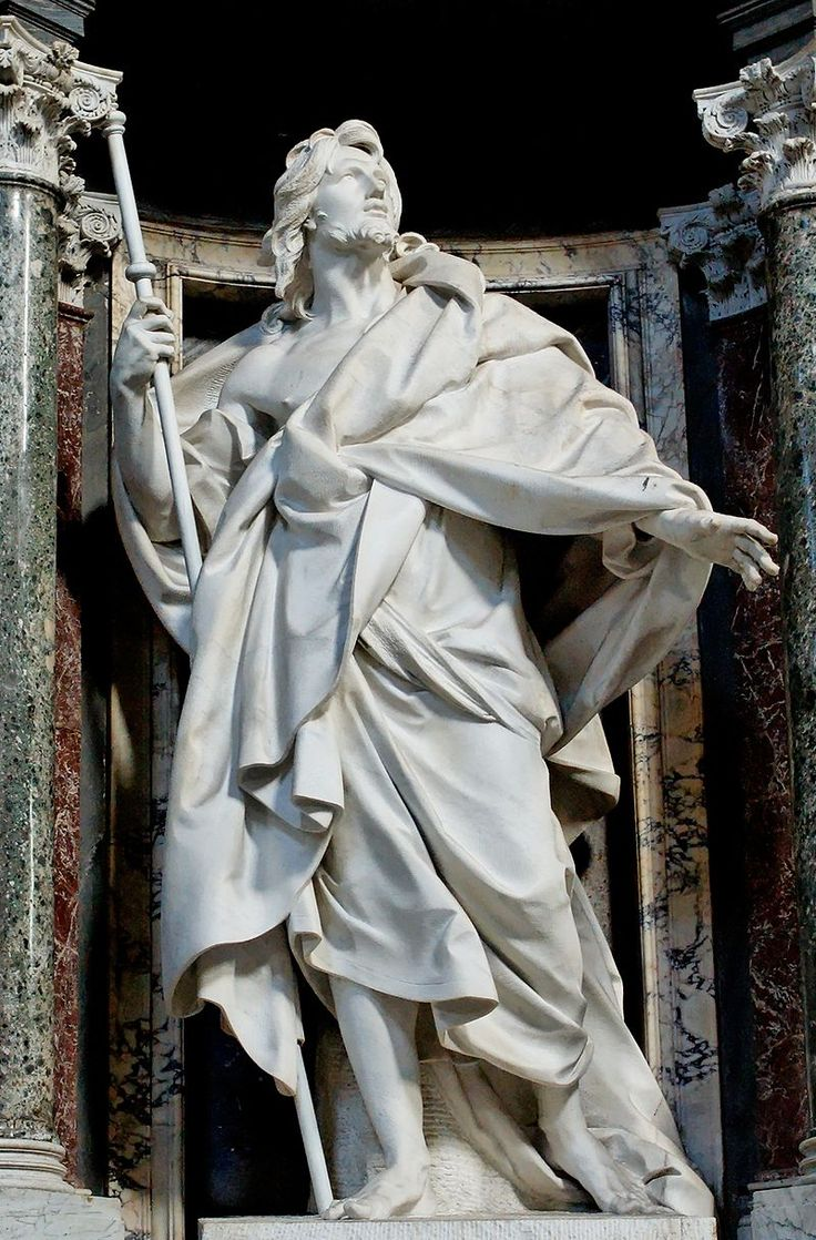 Jacobus Major San Giovanni in Laterano 2006-09-07 - James, son of Zebedee - Wikipedia, the free encyclopedia