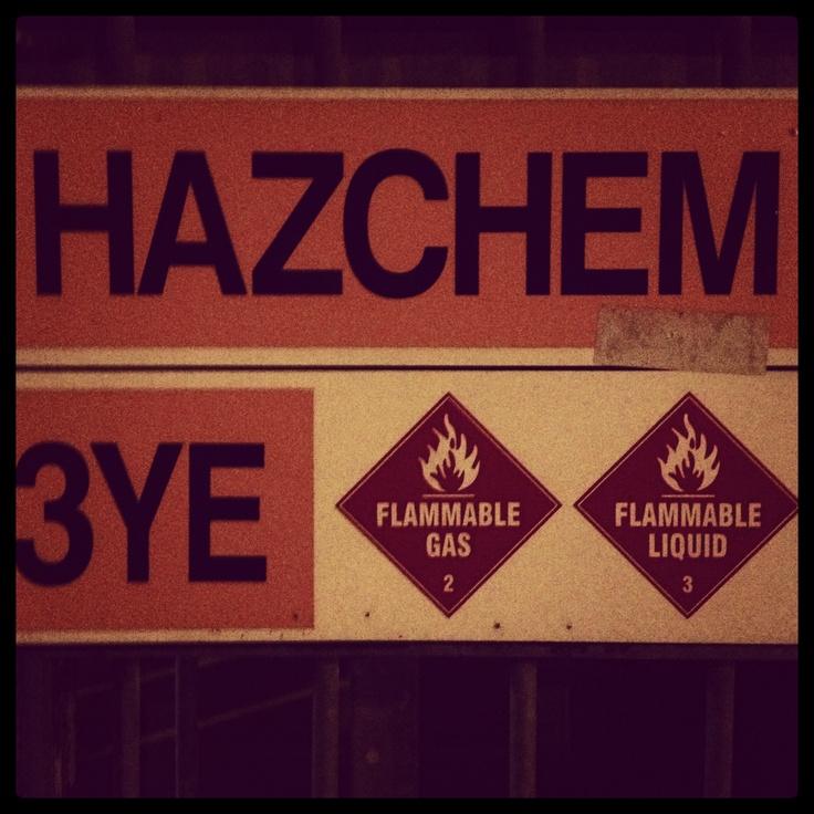 """Day 79: """"Hazchem""""."""