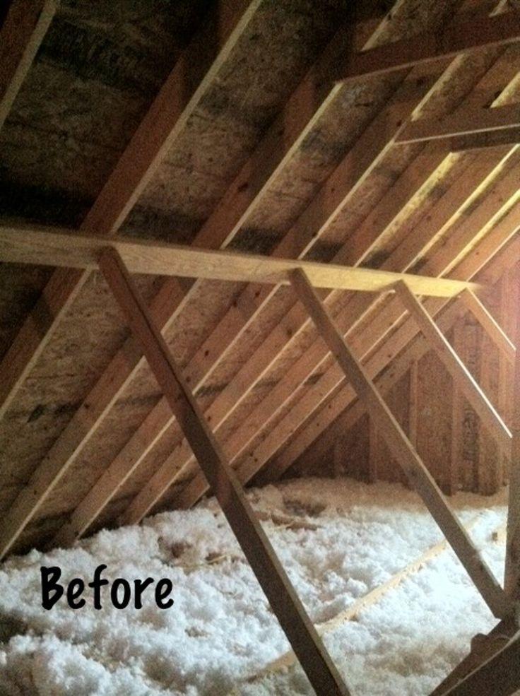 DIY Installation: Adding Radiant Barrier Insulation