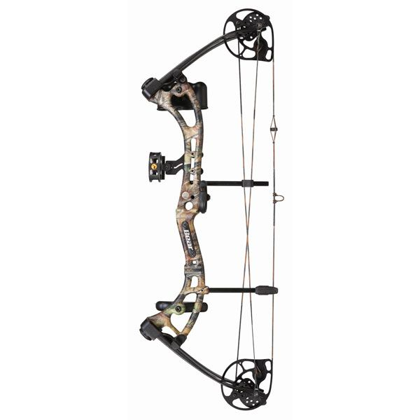 Just reduced to an all time low price of only 199.99! While supplies last...The all New Bear Apprentice 3 Compound Youth Bow Package is available and Shipping is Free at Eagle Archery!