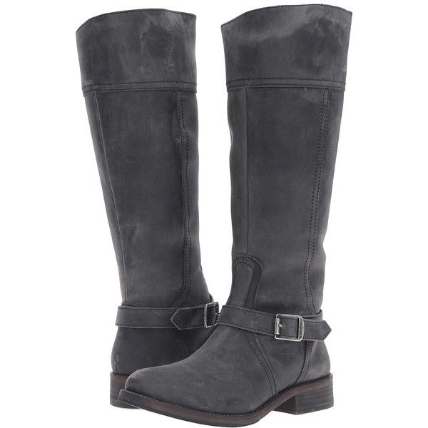 Best 25 Grey Knee High Boots Ideas Only On Pinterest
