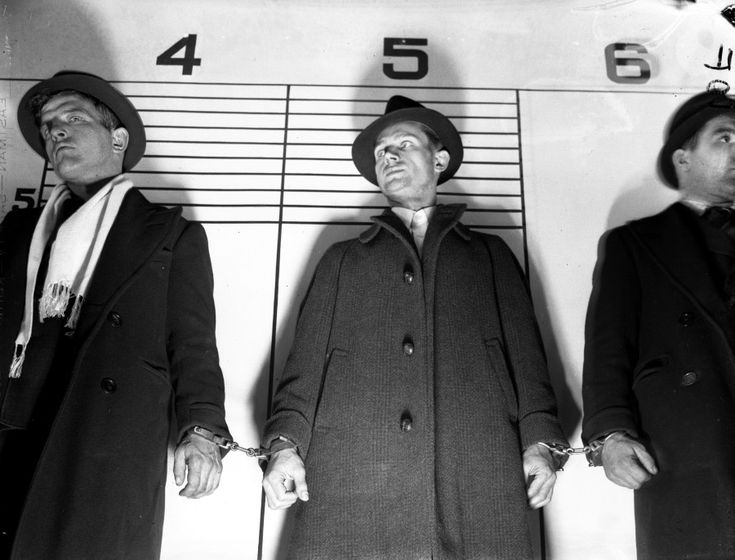 How The World Of Crime Photography Has Changed Since 1920