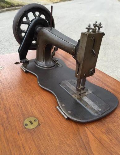 rare antique 1870 39 s singer model 12 fiddle base treadle sewing machine 2 drawer. Black Bedroom Furniture Sets. Home Design Ideas