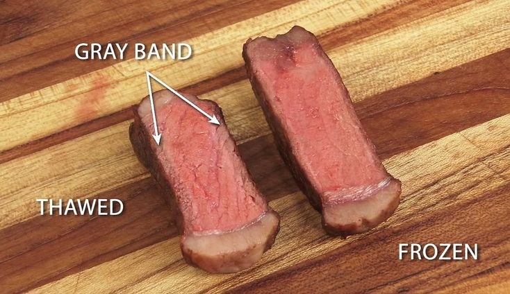 Made it, it worked very well. -How to Cook Frozen Steak & Fish Without Defrosting Them First « Food Hacks