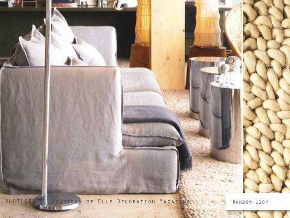 Fibre Designs, design studio for bespoke hand-woven floorware