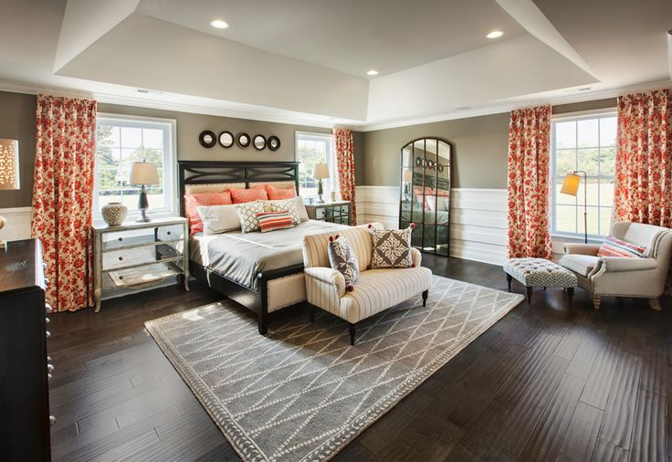 32 Stunning Luxury Master Bedroom Designs Photo Collection: 337 Best Toll Brothers Images On Pinterest