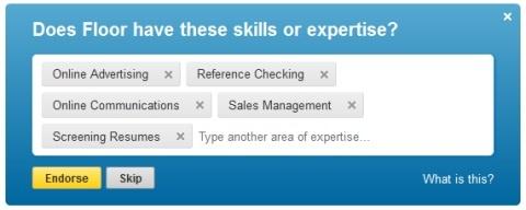 5 tips voor het krijgen van LinkedIn endorsements, waaronder dé Sinterklaasmethode.