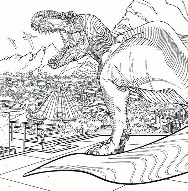 47+ Indominus rex vs indoraptor coloring page download HD