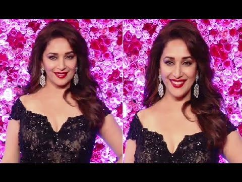 Madhuri Dixit looks GORGEOUS at Lux Golden Rose Awards 2016.