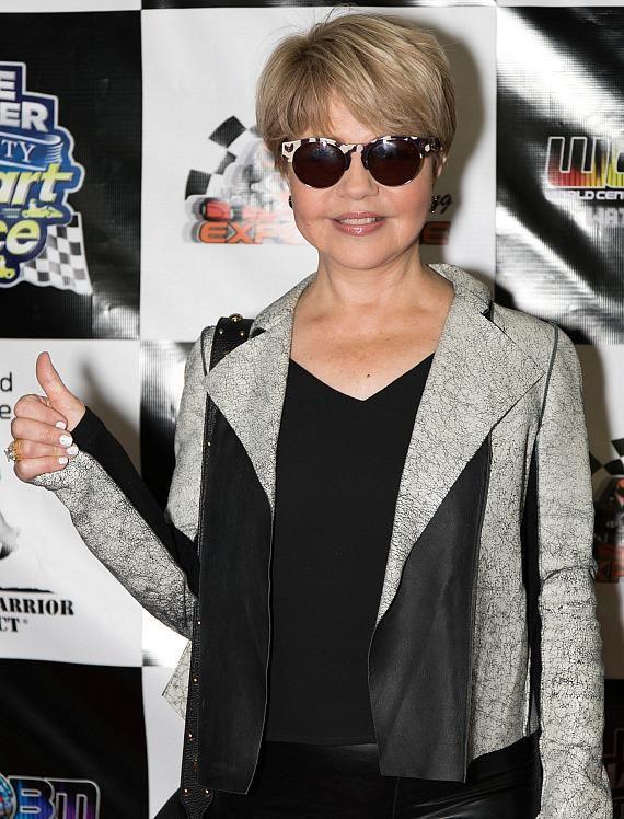 Actress/Singer Pia Zadora