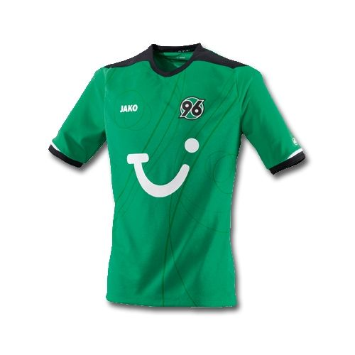 Hannover 96 Away Shirt 2012-13 Jako