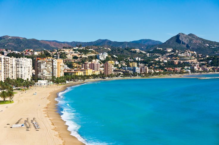 Feeling cold? Catch some sun on Costa del Sol with its long sandy beaches, and nice promenade...