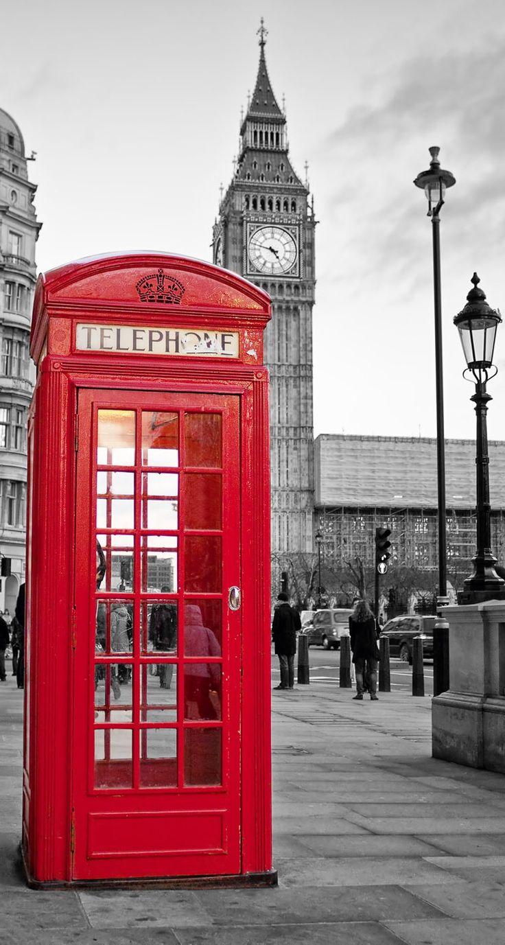 Cabina Telefonica Londres