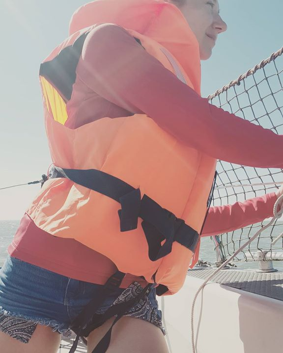 """www.frarina.com #sailing #sailingboat #sail #yacht #marina #photo #photography #instatravel #travelgram # travel #travelgram #ocean #sea Hello there! I am Frank Cozzolino and with my beautiful girlfriend Marina we love to sail vlogging and documentary making. Together we founded our Youtube channel """"FRARINA"""" which is all about sport and outdoors activities and travel documentaries. Whereas FrancisCozzolino is my personal Youtube channel where I will post our vlogs. =======Youtube…"""