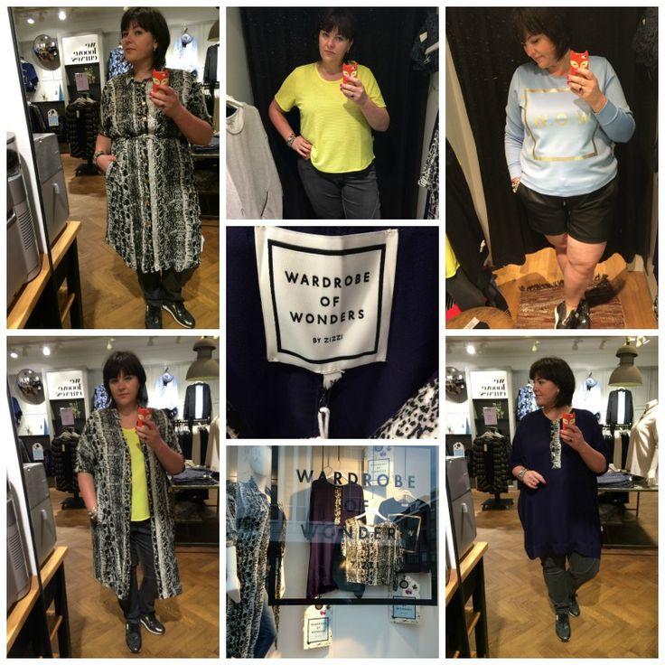 WOW, wardrobe of wonders, Zizzi, grote maten mode, trendy