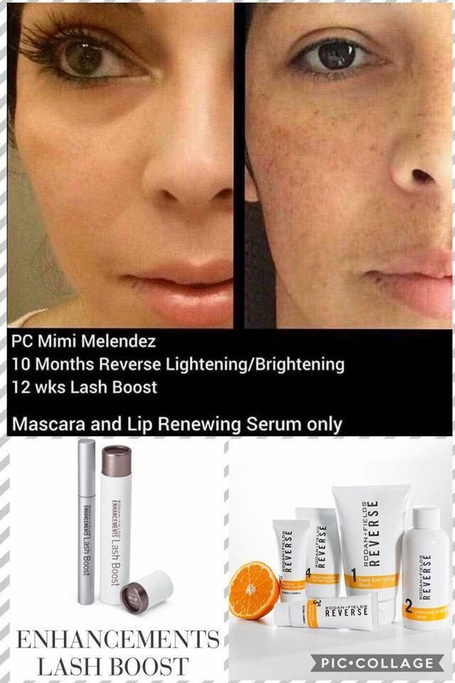 Rodan + Fields Reverse Regimen and Lash Boost are two of my favorite products simply because the results are so noticeable! Reverse can help you brighten up and even out your complexion so you can finally ditch your foundation. Lash Boost will give you 100% natural, longer, darker and fuller looking lashes, making mascara optional!! Ask me how you can save 10% and enjoy free shipping!