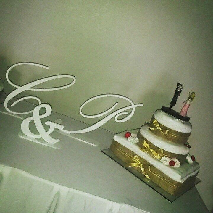 Dolce Domenica - Pasteleria Creativa & Eventos. Torta Rustica de  Casamiento.