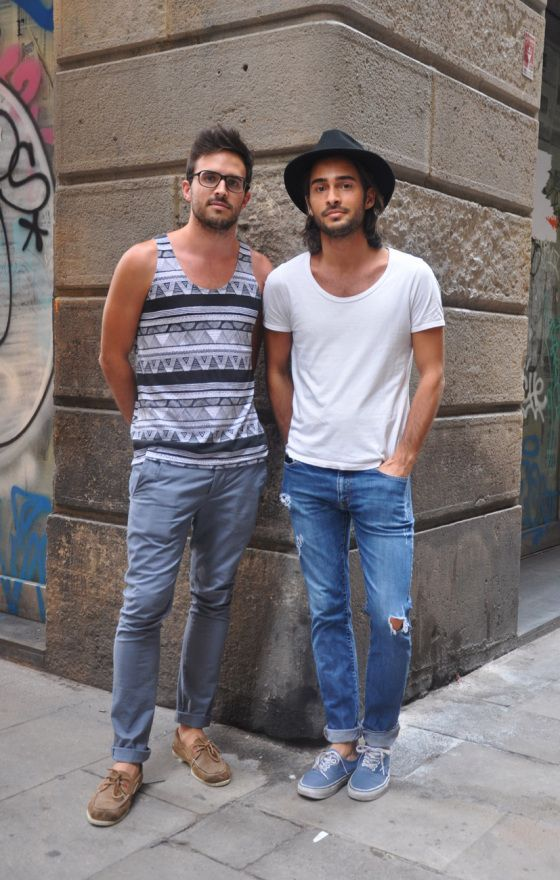 MADE IN BARCELONA: At the Born corner - Bohemian, Boho Chic And Hippie Fashion