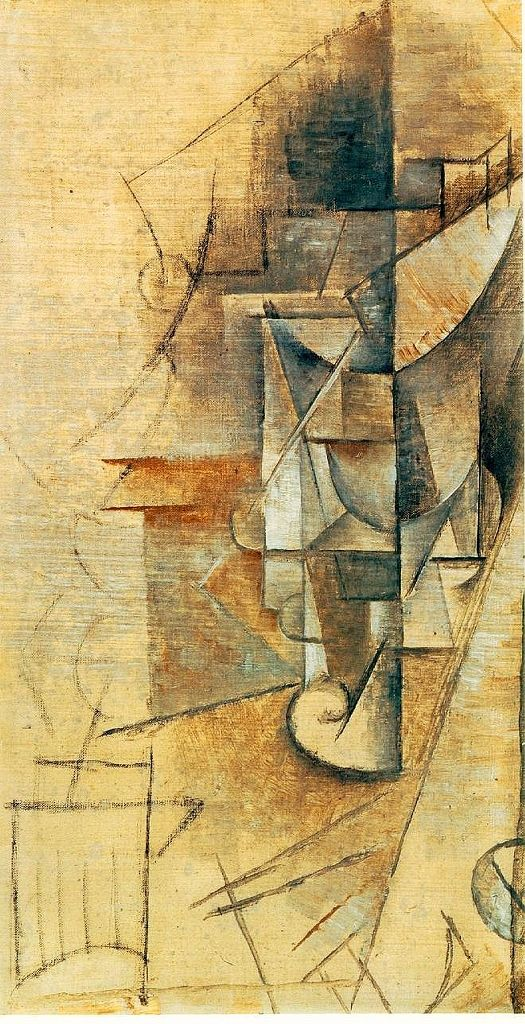 Analytical Cubism Paintings   Disciples be damned. It's not interesting. It's only the masters ...