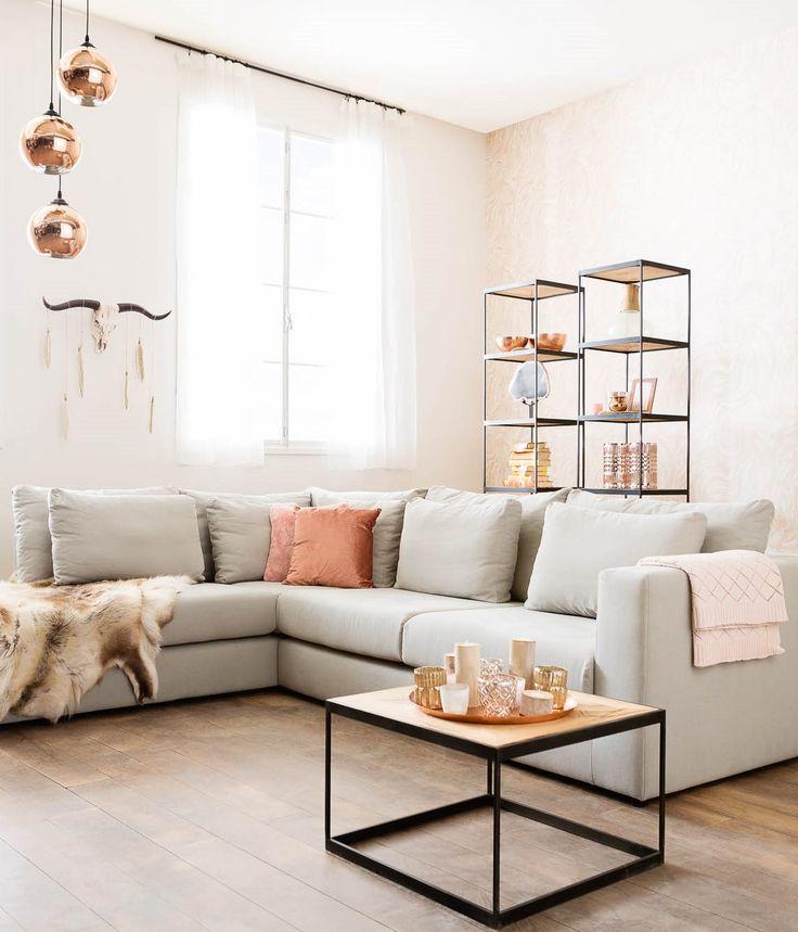 Zitmeubel Rover heeft een heerlijk zitcomfort en geeft uw woonkamer een warme, moderne uitstraling.