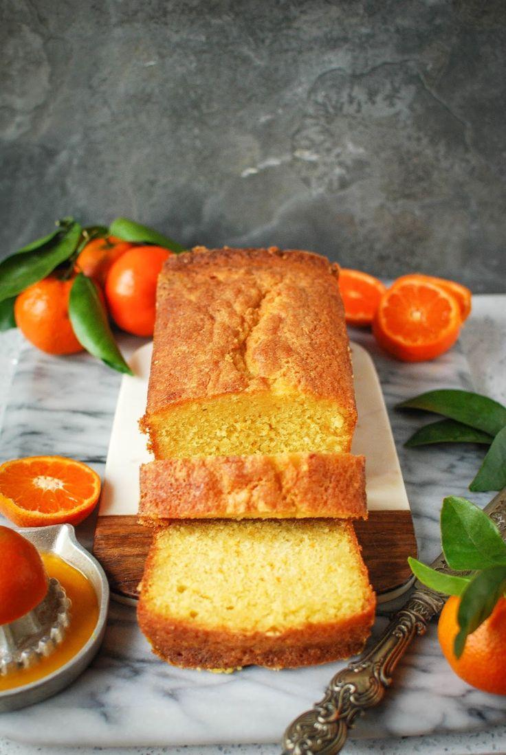 Orange Drizzle Loaf