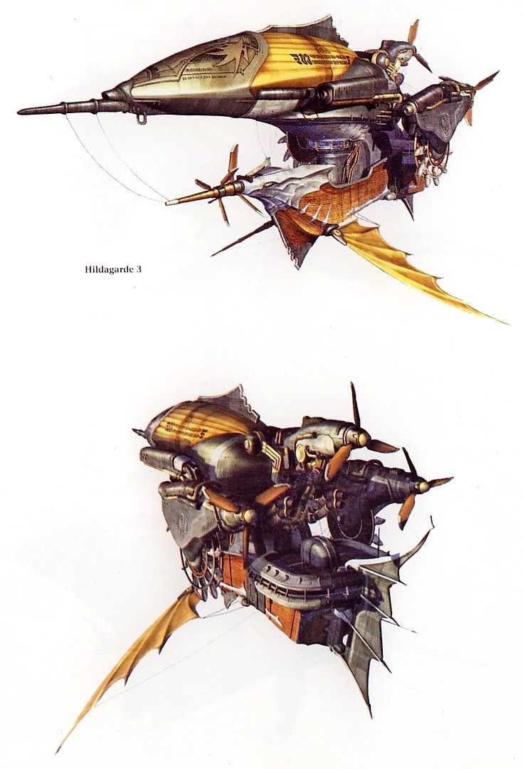 ffxiv how to build airship
