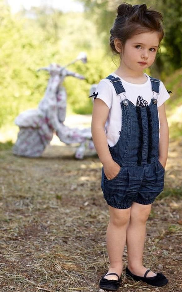 Cheap Fashionable Baby Girl Clothes