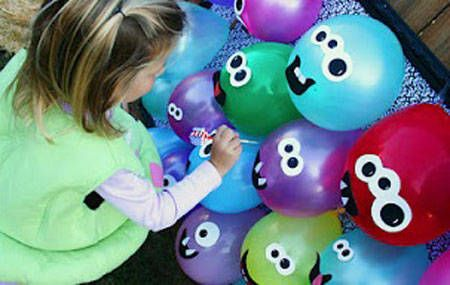How to Throw a Monsters-themed Birthday Party – Planning | SmartParenting.com.ph