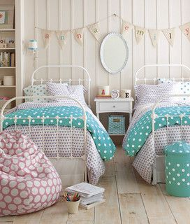 Kids' Bedroom Inspirations - contemporary - kids - by Garnet Hill