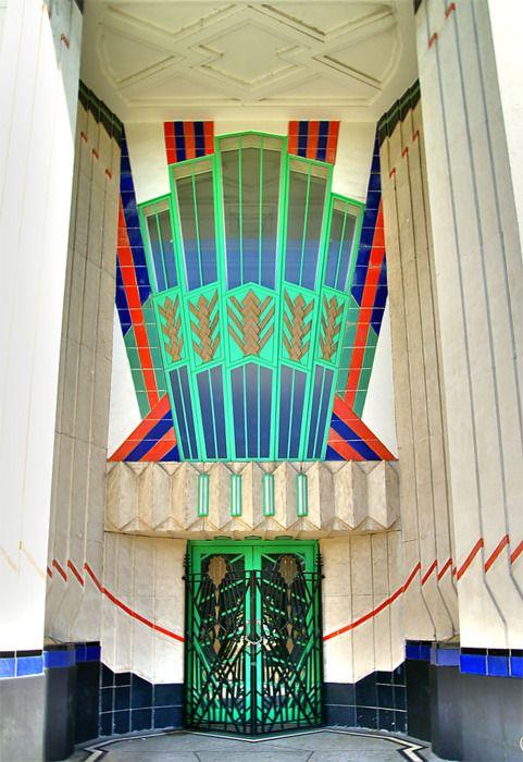 287 best Art Deco images on Pinterest Art deco design Art deco