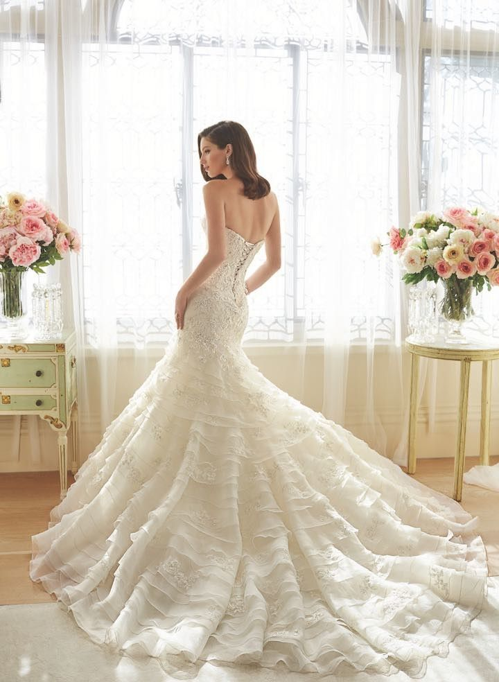Sophisticated Sophia Tolli wedding dresses