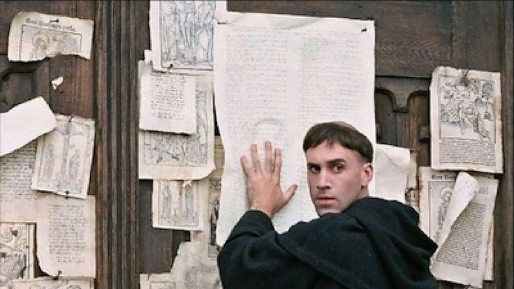 Что сделал Мартин Лютер для народа Германии? Почему крестьяне пошли на восстание? Мартин Лютер был нацистом? Ищите ответы в отрывке «Божьи генералы 2»