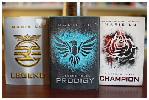 Image result for legend trilogy