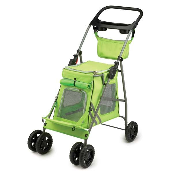 Small pet stroller : French cast iron